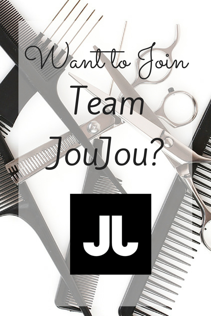 JouJou Website Graphics  -Join Our Team
