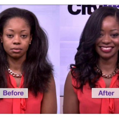 NaturalHairCityLine Makeover
