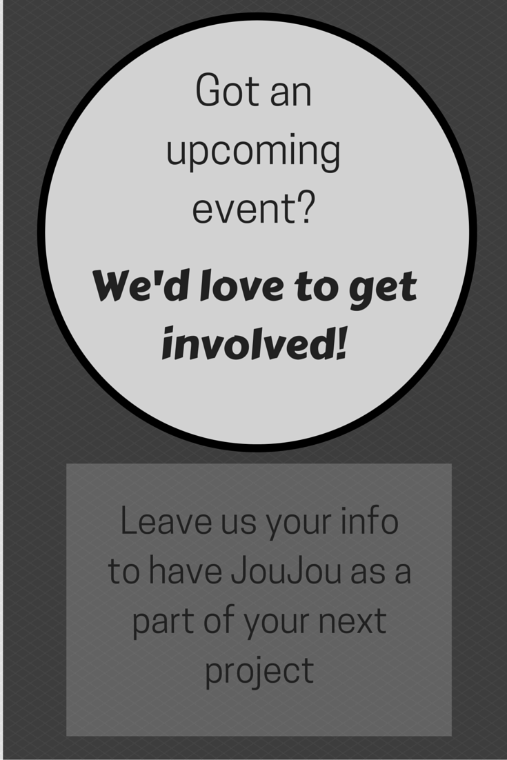 JouJou Website Graphics - Contact us for Events (1)