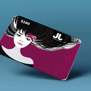 JouJou Hair Studio $100 Gift Card
