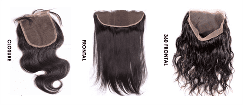 Wig Lace Closure Replacement